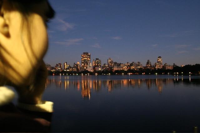 central park (after dark)