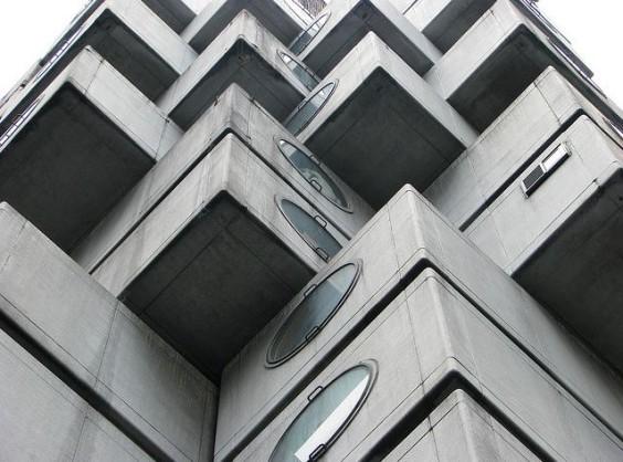Nagakin-Tower