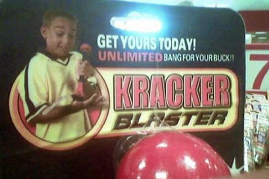 kracker-blaster